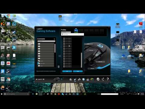 How To Get Auto Click Using Any Logitech Gaming Mouse!