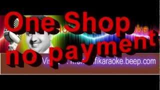 Best Karaoke site for Rafi Lovers
