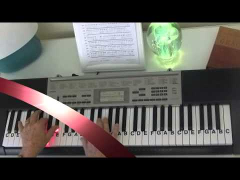 How to Play ~ Burn ~ Ellie Goulding ~ LetterNotePlayer ©