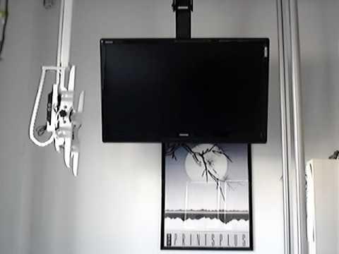 Staffa scorrimento laterale mp4 doovi - Porta tv a soffitto ...