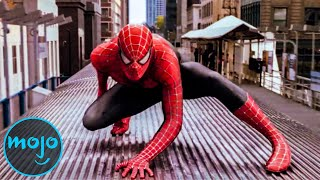 The Most Epic Moment from Every Spider-Man Movie