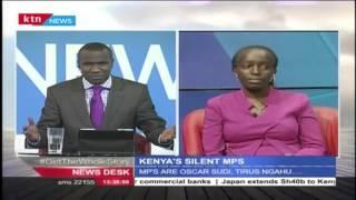 Kenya's Silent Members of Parliament