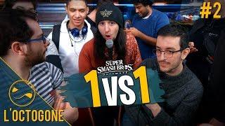 LOctogone #2 - 1vs1 ! Qui sera le meilleur sur Super Smash Bros. Ultimate ?!