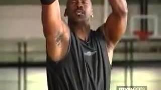 Урок баскетбола от Майкла Джордана