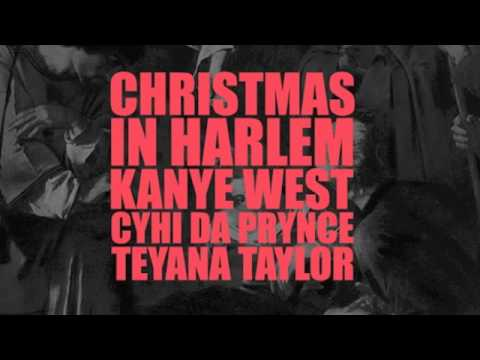 christmas in harlem by kanye west - YouTube