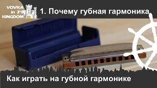 Губная гармоника. 1. Почему гармошка?