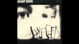 Aesop Rock - Odessa (Feat. Dose One)