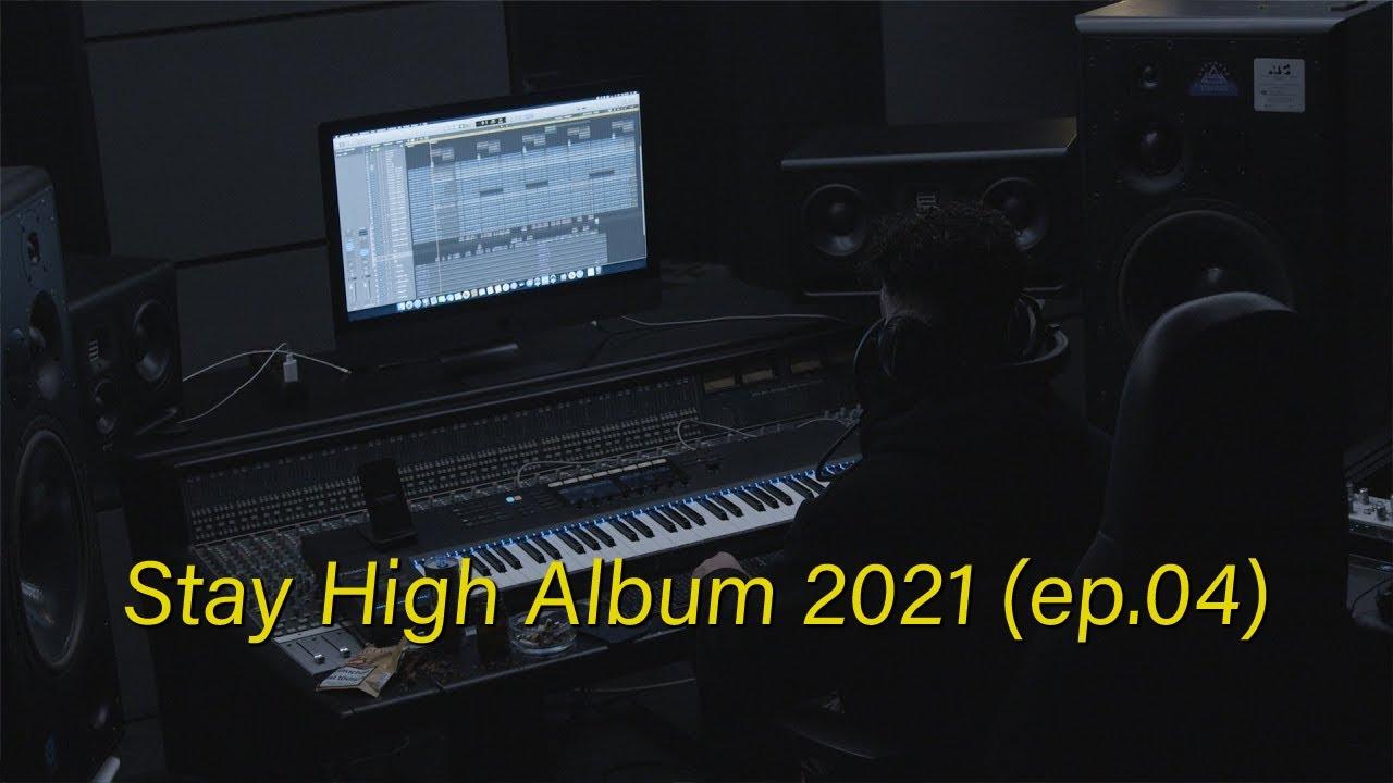 Ufo361 - STAY HIGH ALBUM 2021 - EPISODE 04