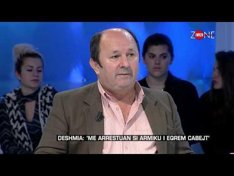 Zone e lire - Agron Dalipaj: 'Me arrestuan si armiku i Eqerem Cabejt'! (09 dhjetor 2016)