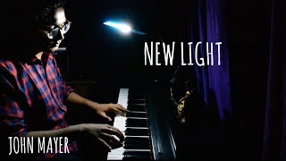John Mayer - New Light (Piano Cover) Video