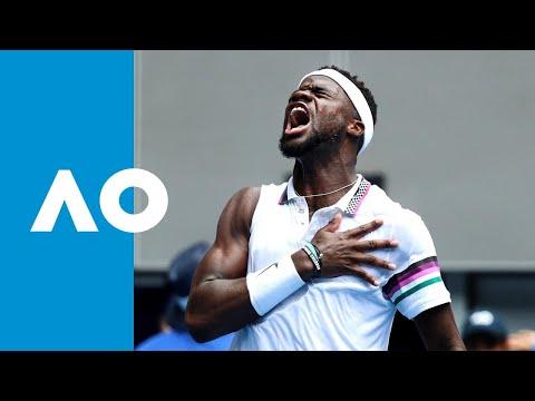 Kevin Anderson v Frances Tiafoe match highlights (2R) | Australian Open 2019 Mp3