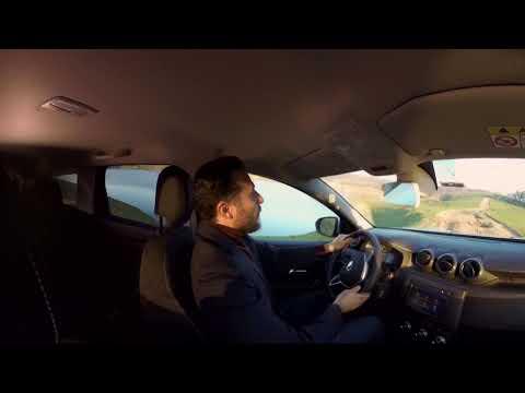 Yeni Dacia Duster - Yiğit Özşener İle 360° Sürüş Deneyimi