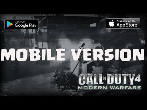 Call Of Duty Modern Warfare Mobile - Android And IOS - How To Download For Mobile