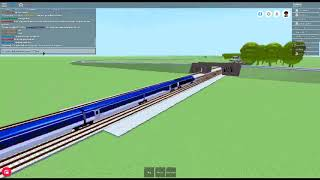 ROBLOX:Mind The Gap, Express approach to Queensbridge from Hampton
