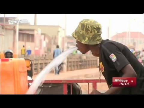 Angola : la capitale Luanda victime d'une pénurie d'eau