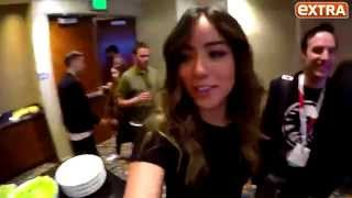 AOS cast captures SDCC craziness with POV video cam