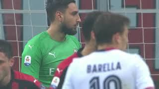 Milan vs Cagliari 3-0 Highlights