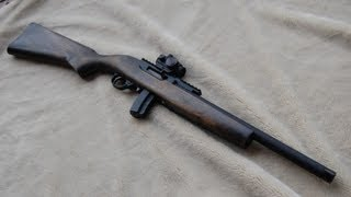 Repeat youtube video KJW Ruger 10/22 Review