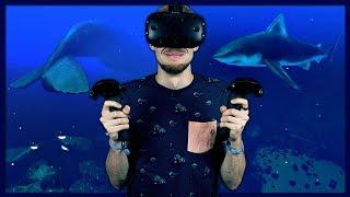 Kohtasin suurimman pelkoni virtuaalisessa todellisuudessa..