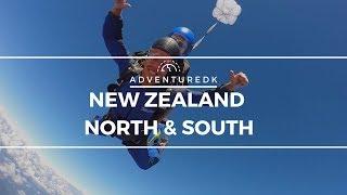 New Zealand North & South - Adventuredk