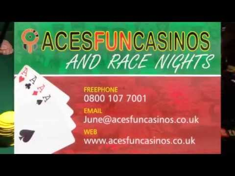 Fun Casino Hire Somerset Bristol Weston super Mare Roulette Blackjack Poker Parties