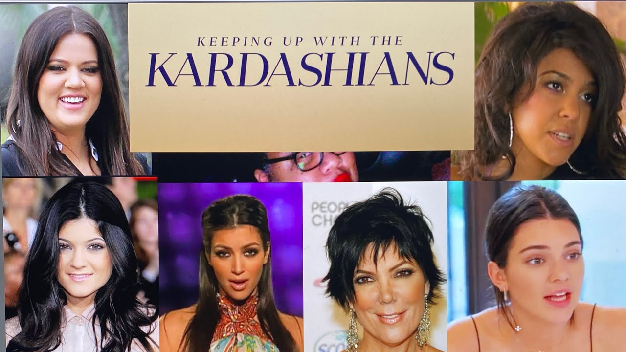 Keeping Up With The Kardashians... Season 18 Ep 1 Recap ...