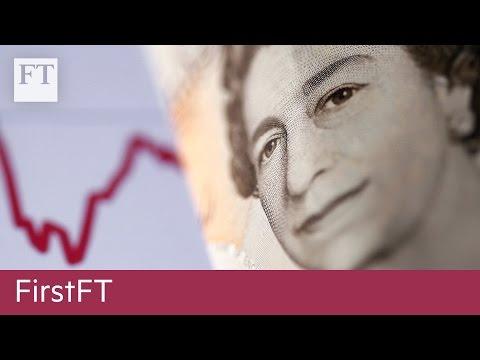 Sterling Flash Crash, Australian GDP