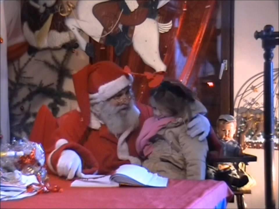 Una Giornata Con Babbo Natale  YouTube
