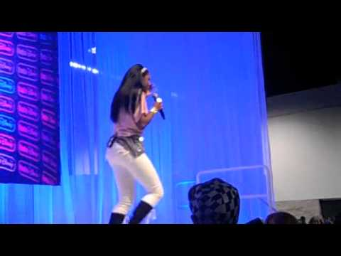 COCO JONES performs LIVE at D23 Expo!