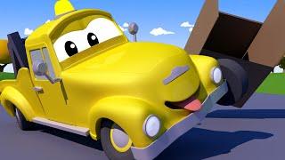 малыши в Автомобильном Городе - Хитрец малыш Том - детский мультфильм