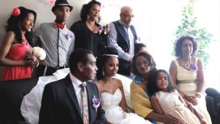 Ethiopian Wedding Bride Preparation Ottawa Ontario Canada