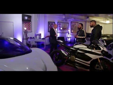 Criadores De Supercarros Hipermoto Ducati Panigale E Maclaren