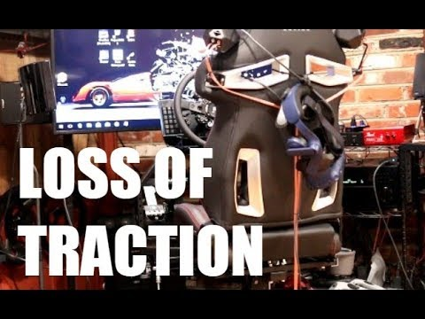 Sim Racing Motion Simulator Build Part 4 - DOF Reality