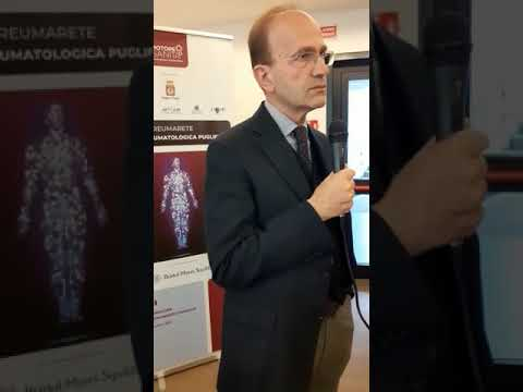 Francesco Paolo Cantatore, Professore Ordinario Reumatologia, Università di Foggia