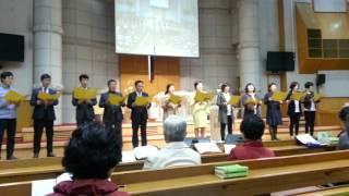 2016.04.27신안교회 수요예배(고등부교사찬양)