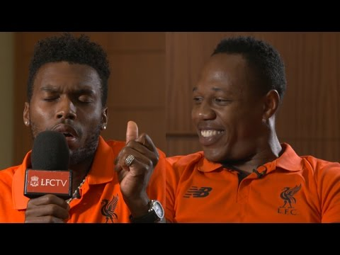 The LFC Hip Hop Quiz 2016 | Sturridge v Clyne v Gomez