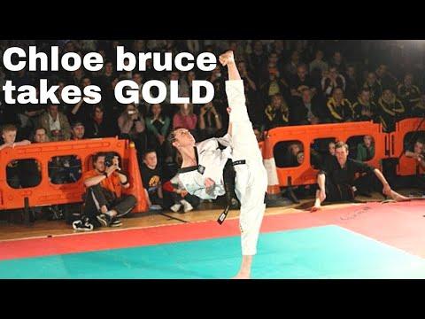 Chloe Bruce - Italian Open Championships