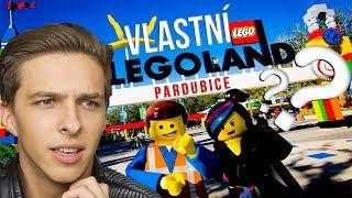 MŮJ VLASTNÍ LEGOLAND!!!