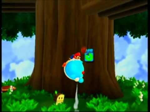 Super Mario Galaxy 2 - The Flotacious Blimp Fruit