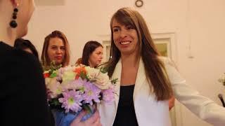 Ксения Ничипорук играет Ludovico Einaudi «Una Mattina» OST 1+1