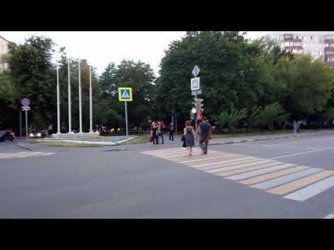 Москва 102 Зеленодольская улица лето вечер