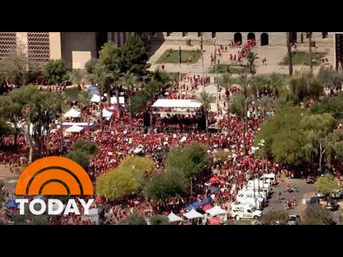North Carolina Teachers Walk Out For Massive Rally | TODAY