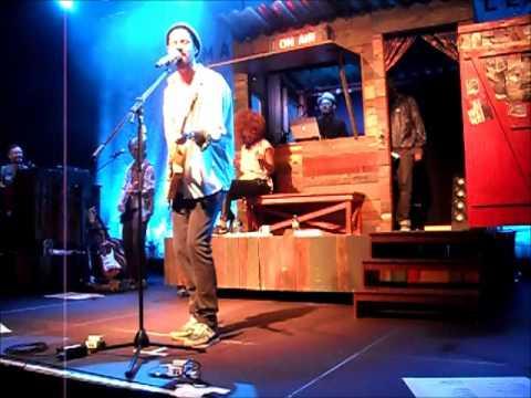 Max Herre - DuDuDu live in Dortmund (15.10.12)