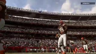 Season 13 - Week 14 : Carolina Panthers v Cleveland Browns