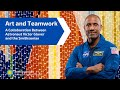 view Teamwork and Art: Collaboration with Astronaut Victor Glover digital asset number 1