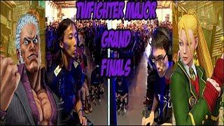 street Fighter V - Capcom Pro Tour Taiwan SF5 - TWFIGHTER MAJOR 201...