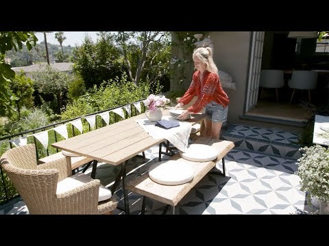 Target Stylist Emily Henderson Shows Us Around Her House | Personal Spaces | House Beautiful
