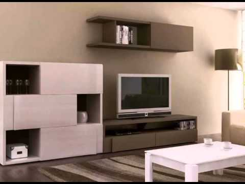 muebles de salon minimalistas youtube