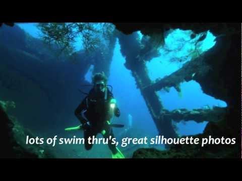 Tulamben Diving USAT Liberty Wreck.m4v