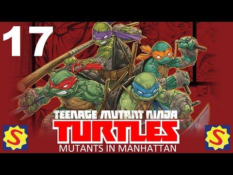 TMNT Mutants in Manhattan - Part 17 - Secret Bosses for Mega General Krang, & Shredder